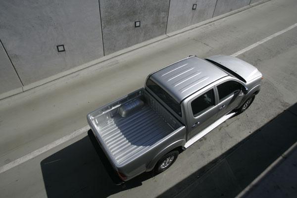 Toyota Hilux - Ladefläche