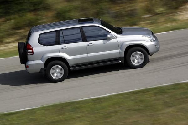 Toyota Land Cruiser - Viertürer