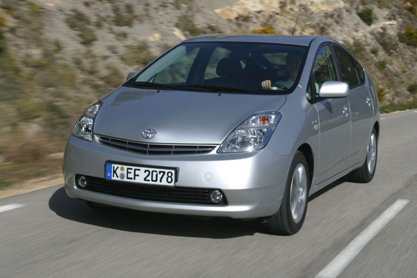 Toyota Prius - Frontansicht