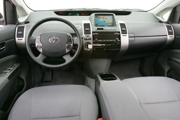 Toyota Prius - Innenraum