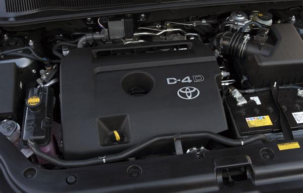 Toyota RAV4 - Dieselmotor