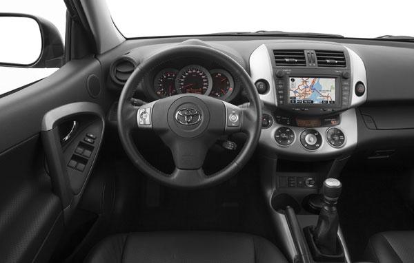 Toyota RAV4 - Innenraum