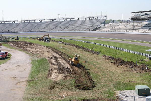 Trotz gutem Fortschritt: Indy hat noch viel Arbeit