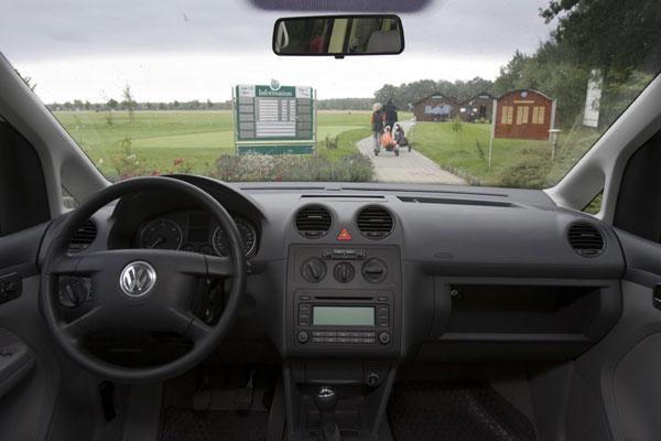 VW Caddy Life - Innenraum