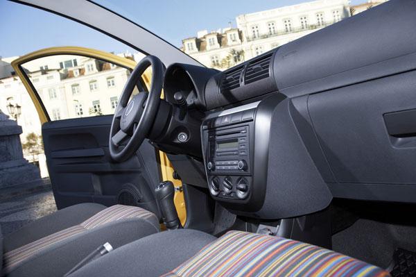 VW Fox - Innenraum