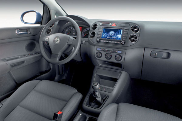 VW Golf Plus - Innenraum
