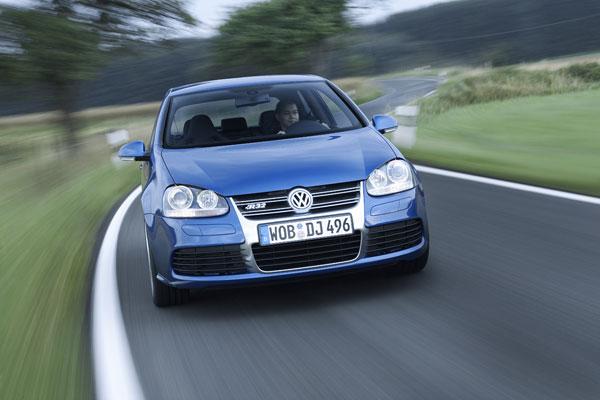 VW Golf R32 - Frontansicht