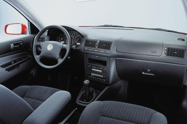 VW Golf Variant - Innenraum