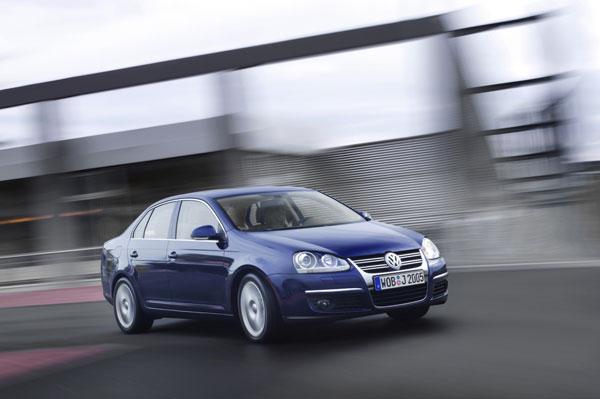 VW Jetta - Frontansicht