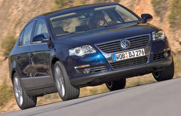 VW Passat - Frontansicht