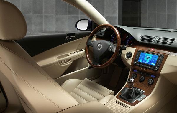 VW Passat - Innenraum