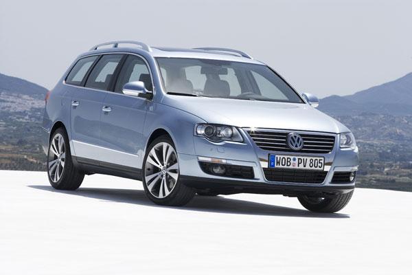 VW Passat Variant - Frontansicht
