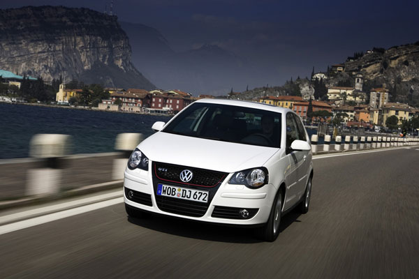 VW Polo GTI- Frontansicht