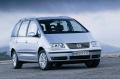 VW Sharan fährt mit Flüssiggas