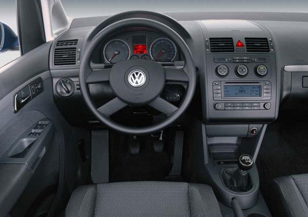 VW Touran - Innenraum