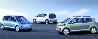 Volkswagen zeigt in Bologna komplette