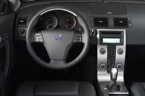 Volvo C70 - Innenraum