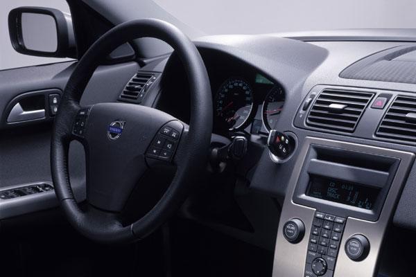 Volvo S40 - Innenraum