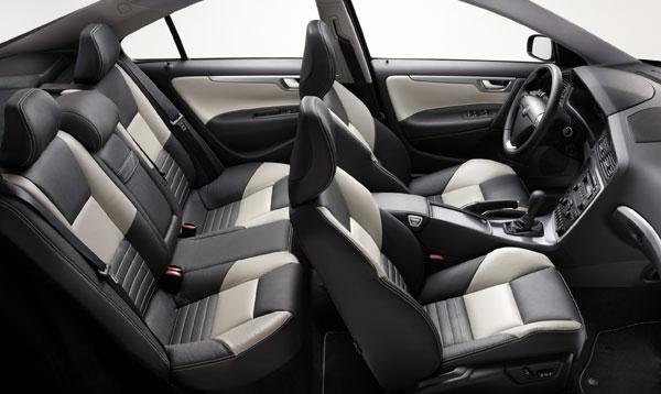 Volvo S60 - Innenraum