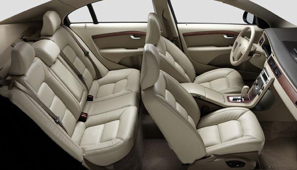 Volvo S80 - Innenraum