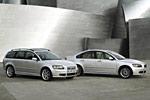 Volvo V50 und S40: Ab Frühjahr 2006 mit neuem 180-PS-Diesel