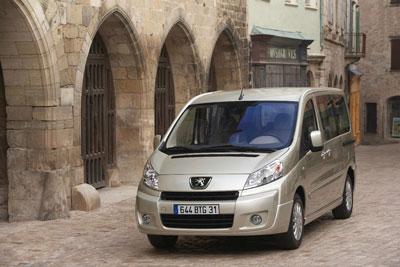 Vorstellung Peugeot Expert Tepee 2,0 HDI 120 Tendance: Für Großfamilien und Kleinvereine