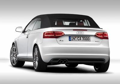 Audi A3 Cabrio: Zeitlose Eleganz, klassisch bedacht
