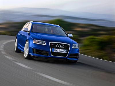 Audi RS6 Avant: Stärkster Kombi aller Zeiten