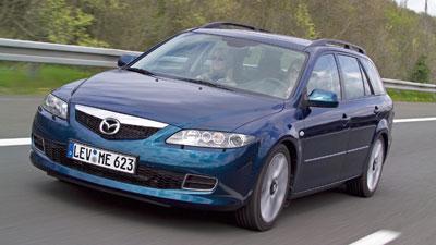 Autogas für den Mazda6 2.0 l MZR