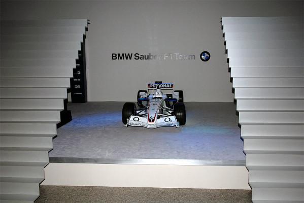 BMW Sauber und der F1.08: Jäger des ersten Sieges