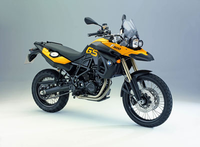 BMW gibt Preise für die Motorradmodelle 2008 bekannt