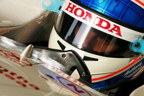 Davidson rechnet mit Super Aguri: Anthony will super sein