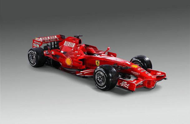 Der F2008 ist da: So sieht der Neue aus