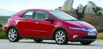 Fahrbericht Honda Civic 2.2 iCTDi Executive: Ungewöhnlich