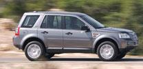Fahrbericht Land Rover Freelander i6: Geräumiger Kompakt-SUV mit Range Rover-Genen