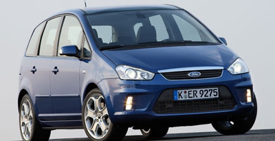 Flüssiggas-Fahrzeuge bei Ford