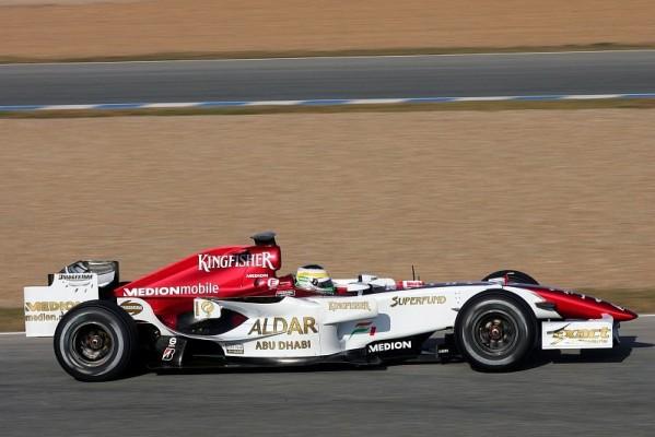 Force India, Folge 367: Fisichella soll das Rennen gemacht haben