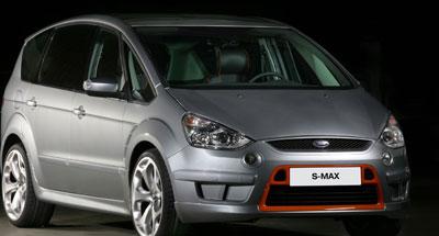 Ford erweitert Programm bei Antrieb und Ausstattung