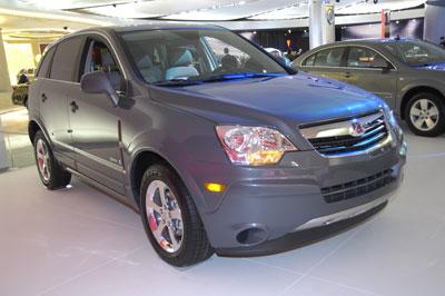 General Motors kündigt Plug-in-Hybrid an