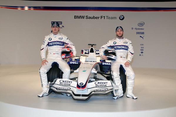 Heidfeld und Kubica: Zwei Fahrer, eine Meinung