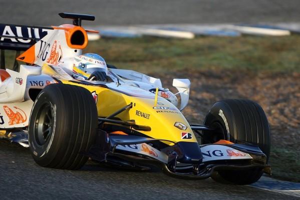 Jerez, Tag 2: Alonso ist wieder da
