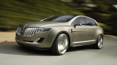 Lincoln stellt Konzeptfahrzeug MKT vor