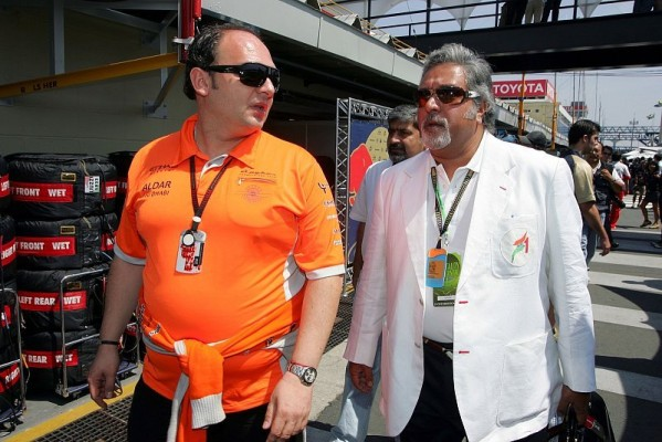 Mallya macht es offiziell: Fisichella hat das Force India-Cockpit