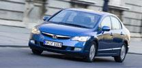Neue Einstiegsversion des Honda Civic Hybrid