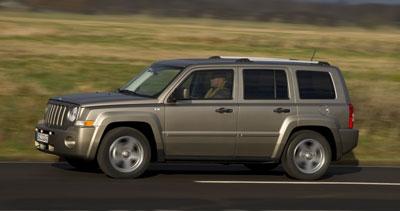 Neuer Jeep Patriot ab 24 490 Euro