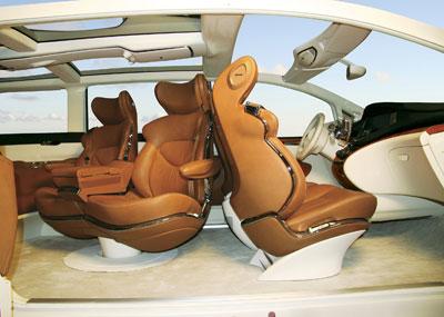 Nissan zeigt Van-Studie in Detroit