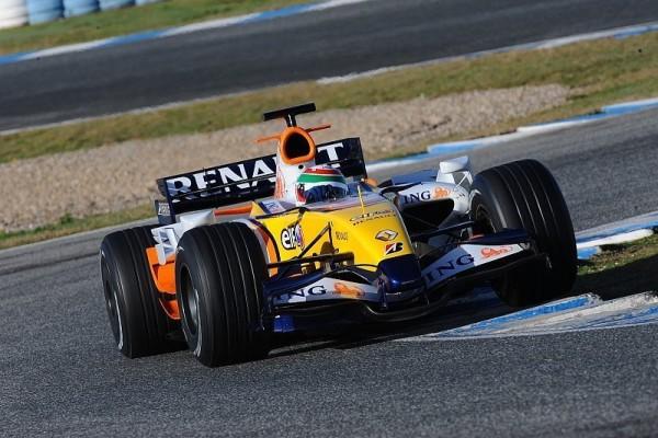 Parente im Renault: Den Preis abgeholt