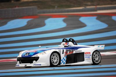 Peugeot 207 Spider Cup geht mit Modifikationen in die zweite Runde