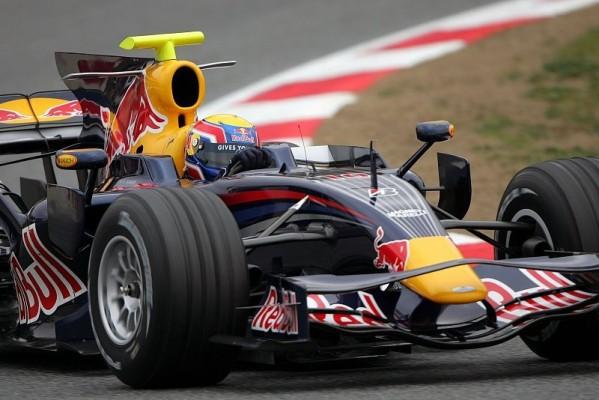 Barcelona, Tag 3: Webber holt Bestzeit