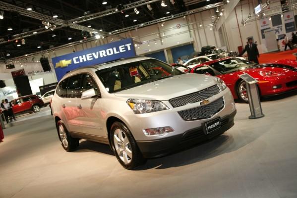 Chevrolet stellt in Chicago den Traverse vor